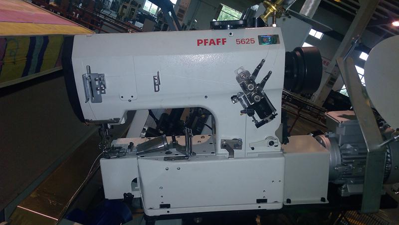 pfaff sewing head