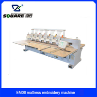 Computerized Multi-Head Mattress Embroidery Machine