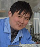 Technician chief_ Mr. Zhang Guang Hua