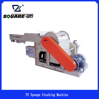 PS Sponge Crushing Machine
