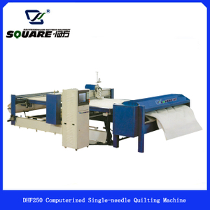 DHF250 Computerized Single-needle Quilting Machine