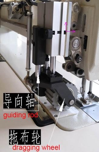 guiding-rod