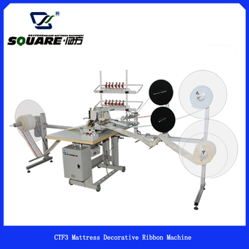 CTF3 Mattress Border Tape Sewing Machine