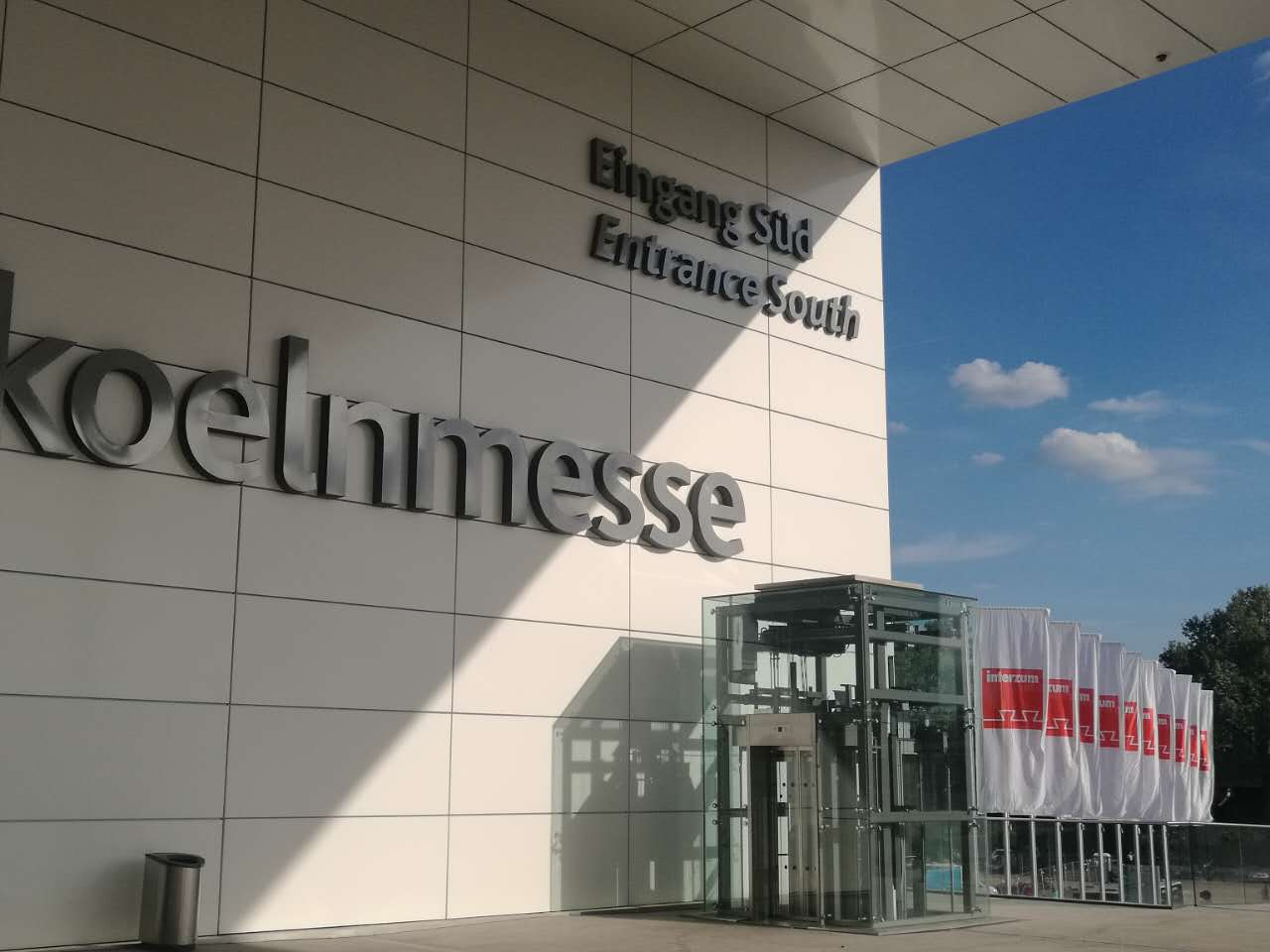 2017.5 Koelnmesse Interzum In Germany