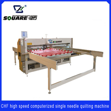 CHF High Speed Computerized Single-needle Quilting Machine