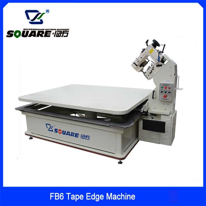 Model FB6 Tape Edge Machine