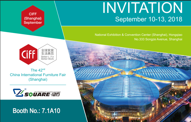 Invitation of the 42th china international furniture fair