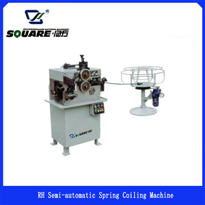 RH Semi-automatic Spring Coiling Machine