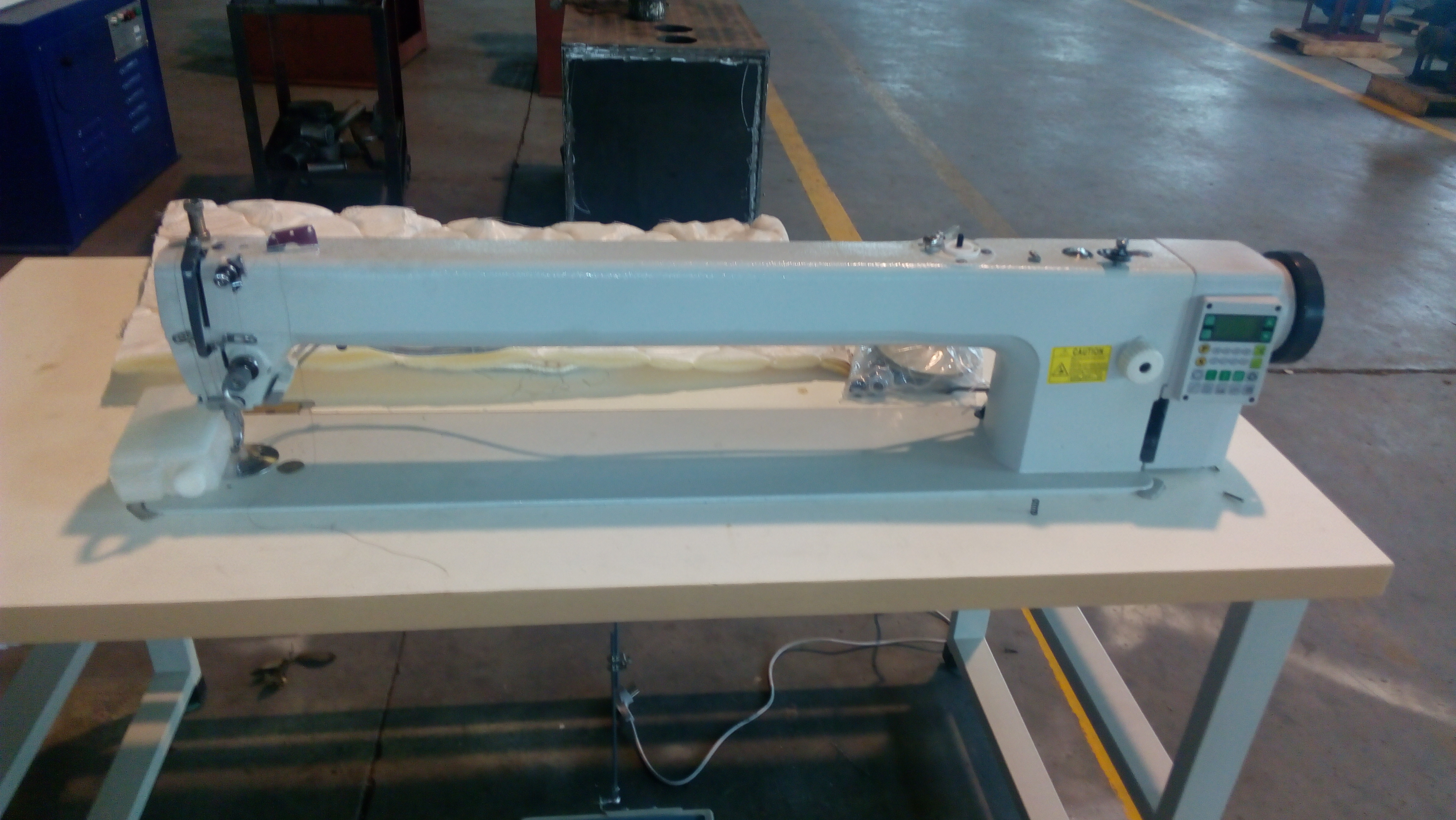 long arm quilting repair machine