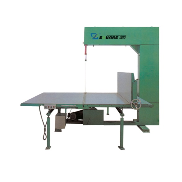What are the anti-interference measures of the CNC sponge cutting machine?