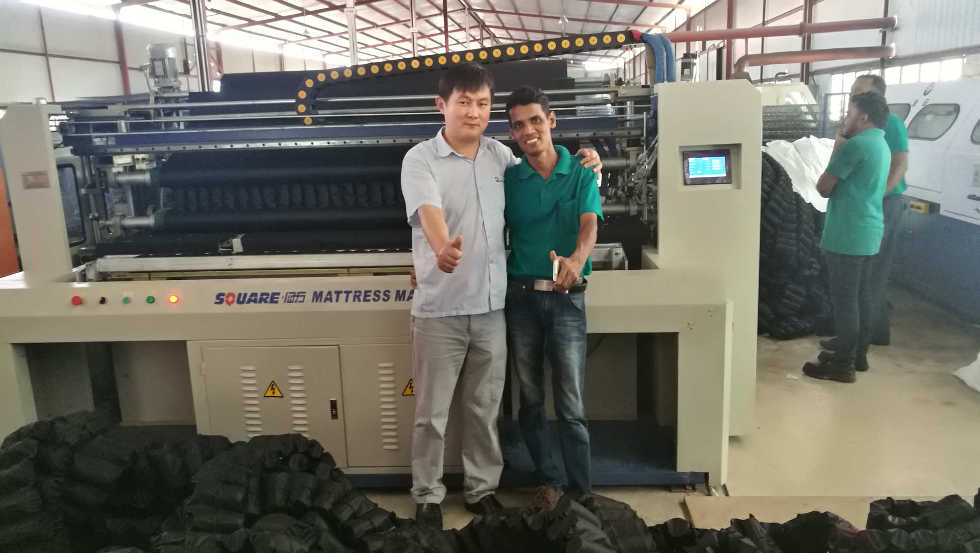 where to buy Mattress Spring machinery with quality assurance?